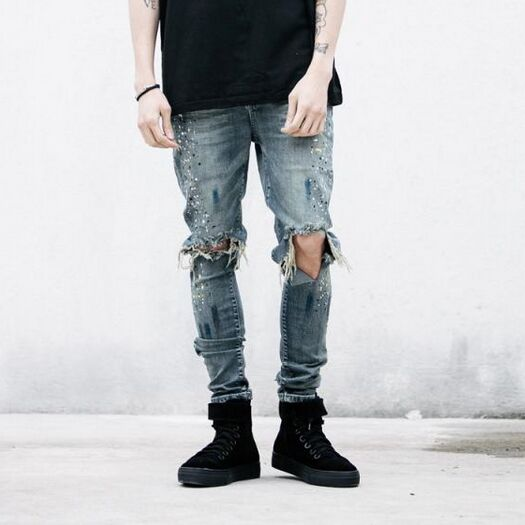 Popular Korean Skinny Jeans Men-Buy Cheap Korean Skinny Jeans Men