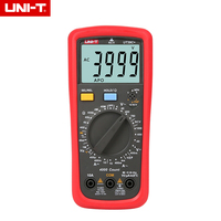 UNI T UT39C+ Digital Multimeter Auto Range Tester Update from UT39C AC DC V/A Ohm/Temp/Frequency/HFE/NCV test