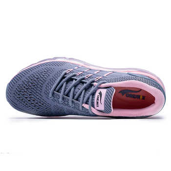 Onemix 2017 new women running shoes breathable sport shoes for women female athletic outdoor sneakers zapatos de hombre EUR36-40