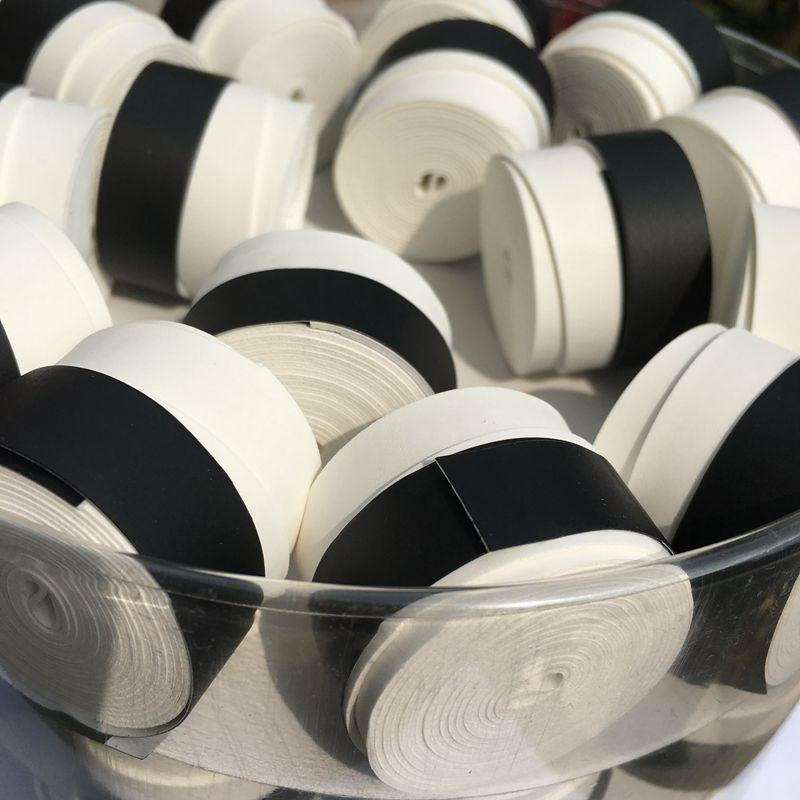 Blank OEM badminton overgrip white color Tennis Overgrip dry feel Tennis Rackets Grips Badminton Overgrip
