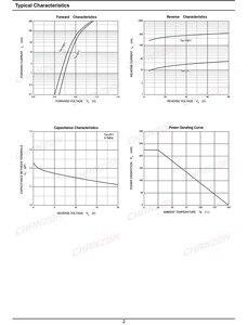 Image 4 - (100 Pcs) BAV70 SMD קטן אות מהיר מיתוג דיודות 200mA 70 V SOT 23 (SOT 23 3) 200 mA 70 וולט (סימון A4)