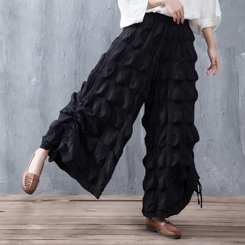 Plus size modne hlače za jesen Ljetne jesenske hlače za žene - Ženska odjeća - Foto 4