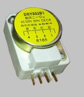220V 50Hz Refrigerator Parts Fridge Defrost Timer DBY802B1 Timing Control Device 4 Pins