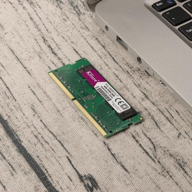 Kllisre memória ram ddr4, ddr4 memória ram, kllisre ddr4 4gb 16gb & nbsp; 8gb 2133 2400 2666 3000 suporte de memória ram sodimm laptop memoria ddr4 notebook 5