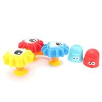 Children Baby Bath Toys Waterwheel Spraying Dabbling Toy Kids Shower Bathroom Water Playing Game Bath Beach