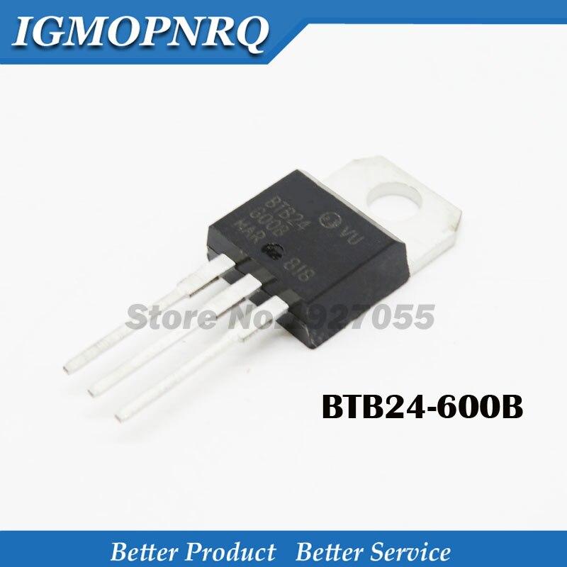 Triac btb24-600cw 600 V 25 A 35 MA