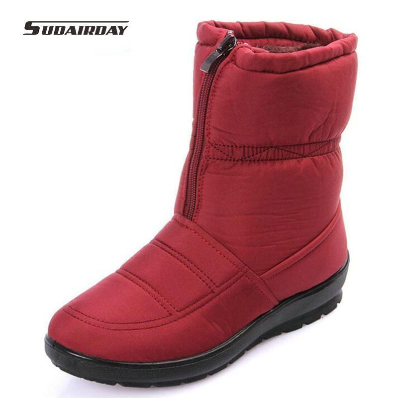 Aliexpress.com : Buy 2016 autumn winter casual snow boots