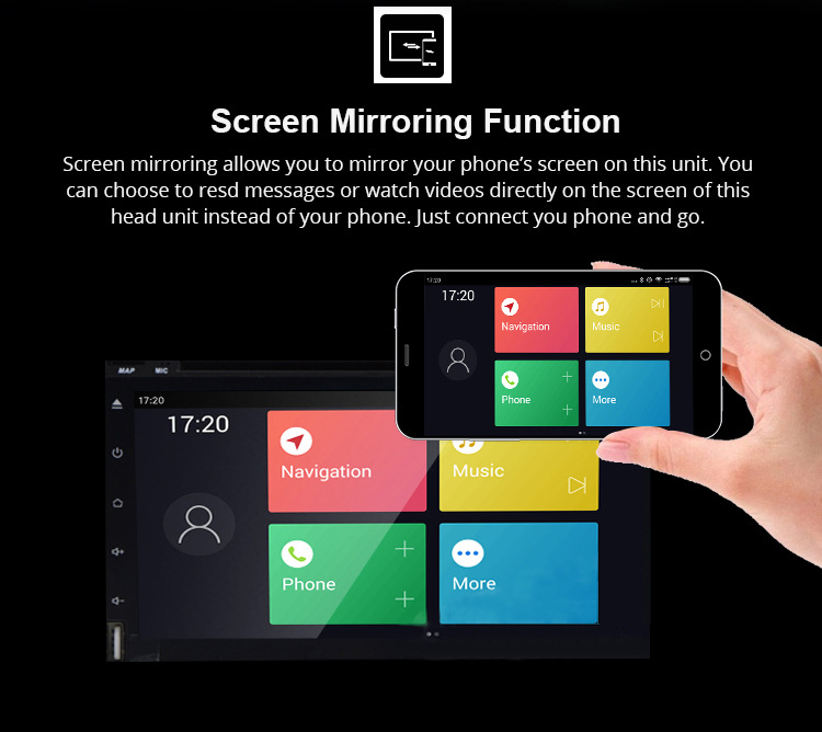 Discount COIKA Android 9.0 System Car Head Unit 2+16G RAM For BMW 3 Series E46 MG ZT Rover 75 GPS Navi Stereo WIFI Google 1080P Video SWC 10