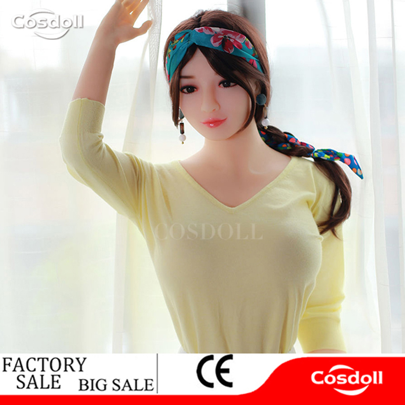 Cosdoll 148cm 158cm 165cm Real Tpe Silicone Sex Dolls Robot Japanese Celebrity Big Breasts Sex Products