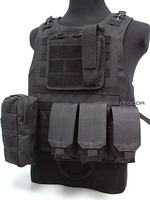 Tactical vest CS field equipment Hunting Military Airsoft MOLLE Nylon hunting Tactical Vest