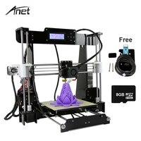 Original Anet Auto Leveling Normal A8 3D Printer High Precision Reprap Prusa I3 DIY 3D Printer