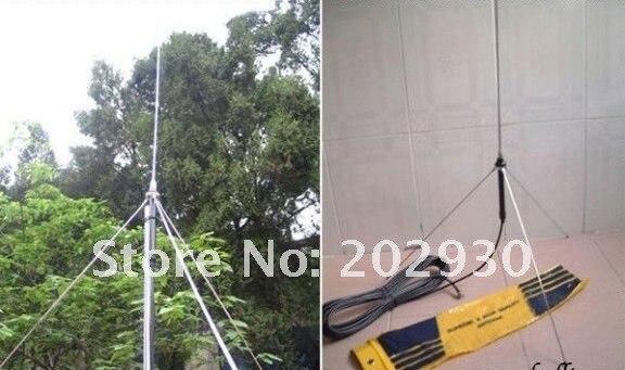 10pcs 1/4 wave GP Antenna for 5w,7w,15w FM Transmitter BNC