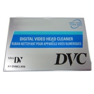 Image 2 - One Pcs Authentic AY DVMCLC Pan Brand Mini DV Digital Video Head Cleaner Cassette Tapes.