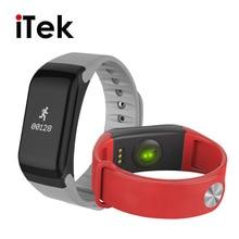 Smart Band Приборы для измерения артериального давления часы F1 Смарт-часы браслет сердечного ритма Мониторы SmartBand Беспроводной Фитнес для Android IOS Телефон