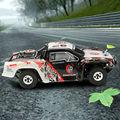 Бесплатная Доставка Горячей Продажи rc гоночный автомобиль игрушки wltoys Wltoy WL K999 Супер 4WD 2.4 ГГц Дрейф Дистанционного Управления Toys1: 28 High Speed VS A979
