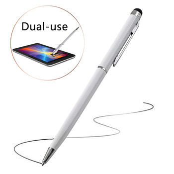 Dual-use writing Pen sensitive tablet touch Pen for Iphone Samsung Xiaomi Huawei Lenovo Ipod Mobile phone stylus painting tools Cellphones & Telecommunications