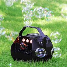 Luzes led românticas com controle remoto, AC90-240V lâmpada led, máquina automática de bolha, ótima para casamento, aniversário, festas, festivais
