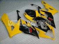 Для Suzuki GSXR 1000 K5 2005 2006 Инжекционный обтекатель антиблокировочной системы Наборы GSXR1000 K5 05 06 мотоцикл части желтого и черного цвета