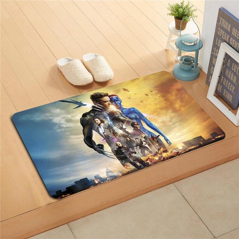 2780s Custom X Men Days Of Future Doormat Home Decor Door