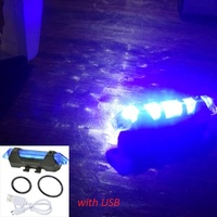 USB style-blue beam