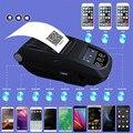 Confiable de Impresora Inalámbrico Bluetooth IOS/Android POS 58mm Impresora Térmica Móvil Bluetooth NP100 (para America)
