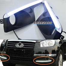 Geely Emgrand X7 EmgrarandX7 Geely EX7 SUV, Car LED daytime running lights,Refit fog light frame ,DRL