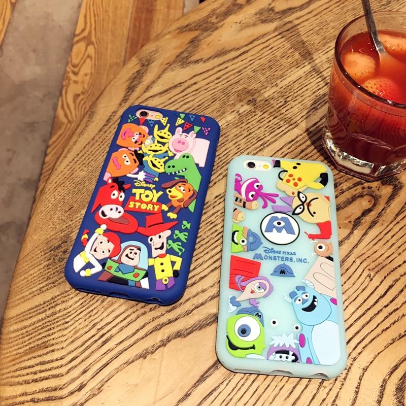 HTB1Z4ZiRFXXXXaQaXXXq6xXFXXXP - Ariana Grande Monster university Phone Case for iPhone7 7plus all-inclusive protective sleeve halter rope 6plus lovely soft silicone women PTC 219