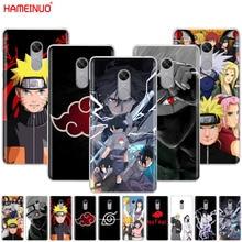 HAMEINUO Naruto Kakashi Japanese anime Cover phone Case for