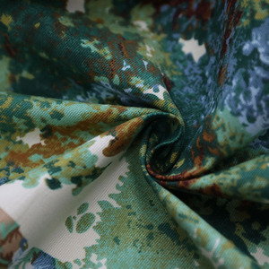 Image 5 - 유럽 스타일의 나무 녹색 식물 인쇄 침실 거실 부엌 홈 장식 창 치료 드레이프 블라인드