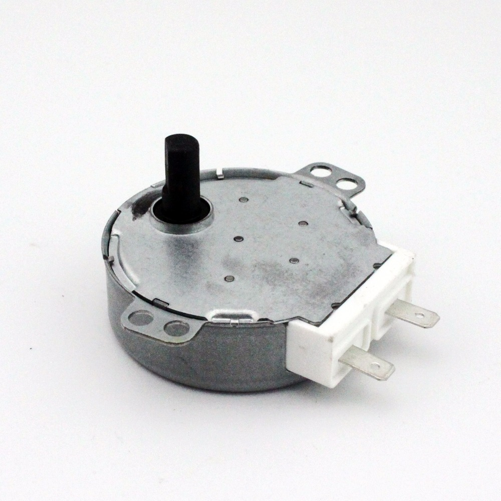 AC 30V 50//60Hz 5//6R//MIN Turntable Synchronous Motor for Microwave Oven
