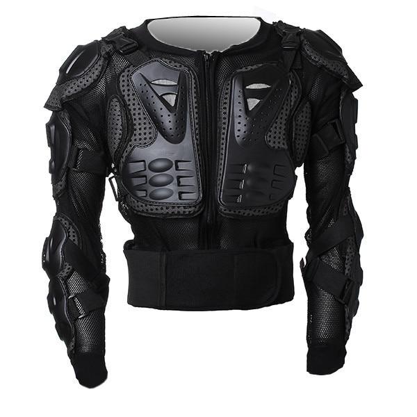 2018 Новый профессиональный бронированный мотоцикл защитная одежда Мотокросс защиты Мотоцикл Кросс назад броневой защиты
