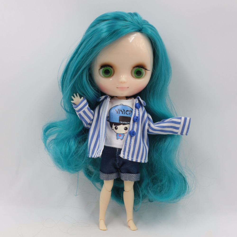 Middie Blythe Doll T-Shirt Short Pants Outfit 4