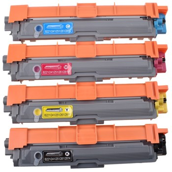 Compatible TN221 TN241 TN251 TN281 TN291 TN225 TN245 Color Toner Cartridge For Brother HL-3140CW 3150CDW 3170 9140CDN DCP 9020CD