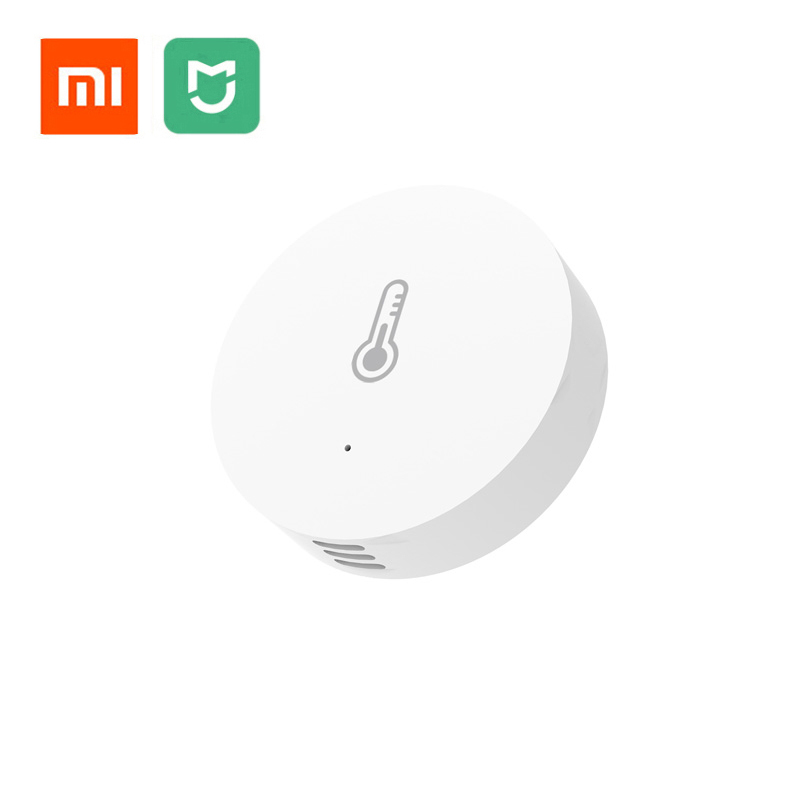 Original Xiaomi Mi Smart Temperature and Humidity Sensor Thermometer Hygrometer Measurer for Smart Home датчик xiaomi mi smart home temperature humidity sensor