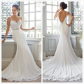2017 Latest Design Top Quality China Factory Made High Quality French Tulle  Appliqued Princess Bridal  Dresses