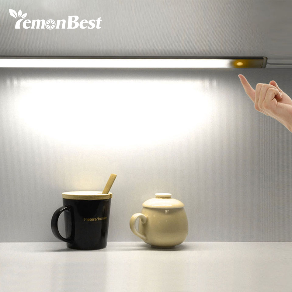 Lemonbest 30cm Portable Stepless Dimmer Touch Control Usb