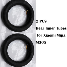 2pcs xiaomi mijia m365 tyre electric scooter 8 12x2 inner tubes pneumatic tires upgraded - Pneumatic Tires