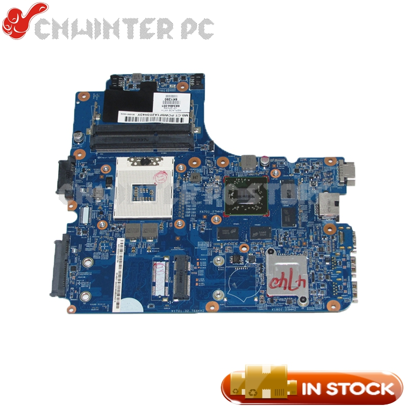 NOKOTION 683494-001 For HP probook 4740s 4540s 4440s 4441s Laptop motherboard HM76 DDR3 HD7650M 2GB Video Card все цены