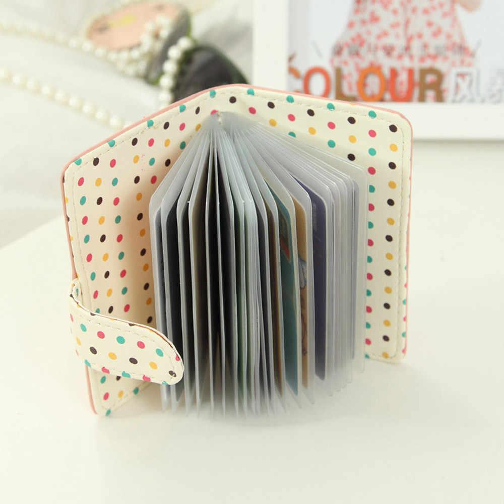 Aelicy Alta Qualidade Mulheres Cartão de Visita Titular Carteira de Crédito Do Banco Caso do Cartão de ID Titulares Titular do Cartão de Mulheres porte carte