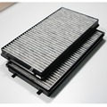 cabin filter for BMW: E65 / E66-7 CLASS, Rolls-Royce Phantom E65 E66 730i 735i 740i 745i 750i 760i OEM:64116921019 #FT182C