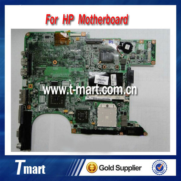 ФОТО for hp DV6000 443774-001 laptop motherboard amd non-integrated origianl and work well full tested