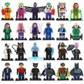 Dc super hero dark wolverine x-men xmen figura sola venta marvel batman mini bloques de construcción niño juguetes educativos de aprendizaje juguetes pogo