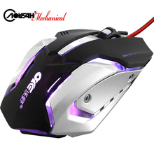 AOYEAH X700 USB Wired Optical 3200DPI Gaming Mouse  for PC Laptop Computer Note
