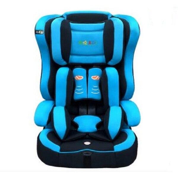 Автокресло безопасность детей 9 месяцев-12 лет 3C сертифицированные детские безопасности Ребенка сиденье безопасности
