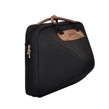 Divided horn bag internal diameter 38cm Brass instrument case bag Oxford cloth bag horn bag waterproof fabric wind music cover