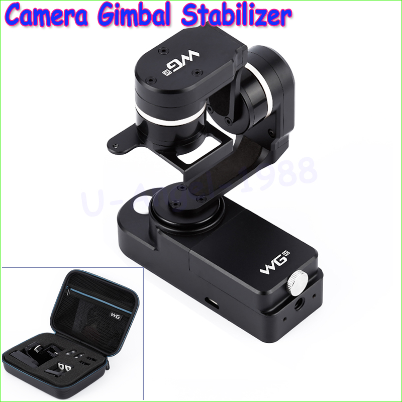1pcs 3-Axis Wearable Camera Gimbal Stabilizer FY-WGS for GoPro Hero 4 Session dji phantom 2 build in naza gps with zenmuse h3 3d 3 axis gimbal for gopro hero 3 camera