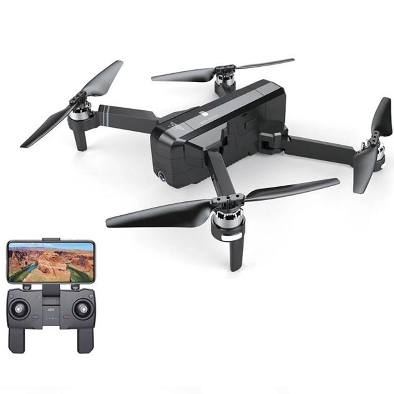 SJRC F11 GPS Drone 5G Wifi FPV With 1080P Camera 25mins Flight Time Brushless Selfie Foldable