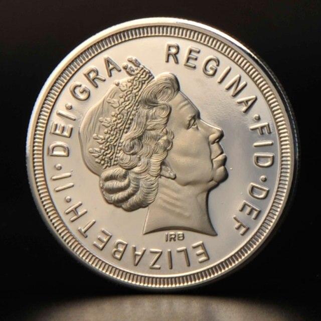 Ausgezeichnete Wert Großbritannien Königin Elizabeth Ii Gedenk