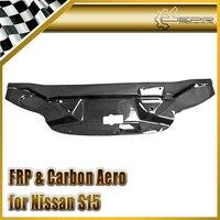 Car Styling Dla Nissan S15 Garaż Bronić Chłodzenia Panel Z Włókna Węglowego W Magazynie