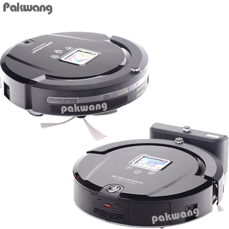 2018 PAKWANG Интеллектуальный робот пылесос Авто зарядки Авто Чистка и уборка с поломоечная машина